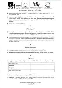 Návrh smlouvy, str.2
